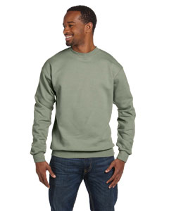 Stonewash Green 7.8 oz. ComfortBlend® EcoSmart® 50/50 Fleece Crew