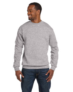 Light Steel 7.8 oz. ComfortBlend® EcoSmart® 50/50 Fleece Crew