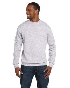 Ash 7.8 oz. ComfortBlend® EcoSmart® 50/50 Fleece Crew