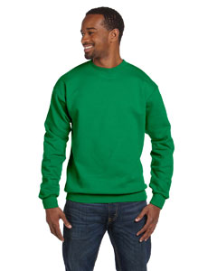 Kelly Green 7.8 oz. ComfortBlend® EcoSmart® 50/50 Fleece Crew