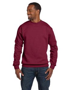 Cardinal 7.8 oz. ComfortBlend® EcoSmart® 50/50 Fleece Crew