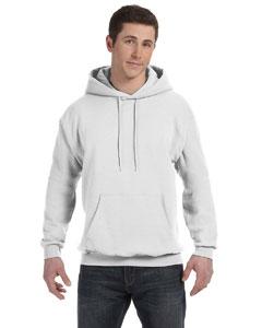 White 7.8 oz. ComfortBlend® EcoSmart® 50/50 Pullover Hood