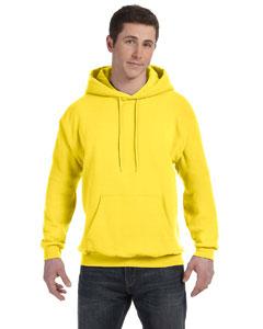 Yellow 7.8 oz. ComfortBlend® EcoSmart® 50/50 Pullover Hood