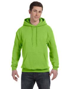 Lime 7.8 oz. ComfortBlend® EcoSmart® 50/50 Pullover Hood