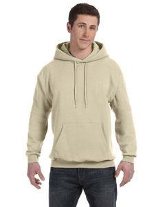 Sand 7.8 oz. ComfortBlend® EcoSmart® 50/50 Pullover Hood