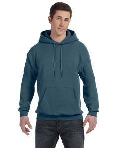 Denim 7.8 oz. ComfortBlend® EcoSmart® 50/50 Pullover Hood