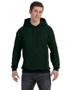 Deep Forest 7.8 oz. ComfortBlend® EcoSmart® 50/50 Pullover Hood