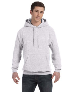 Ash 7.8 oz. ComfortBlend® EcoSmart® 50/50 Pullover Hood