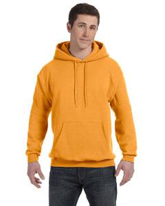Gold 7.8 oz. ComfortBlend® EcoSmart® 50/50 Pullover Hood