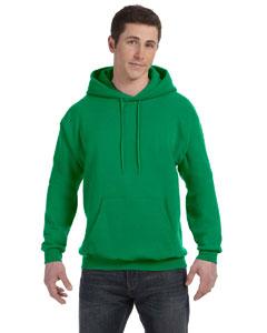 Kelly Green 7.8 oz. ComfortBlend® EcoSmart® 50/50 Pullover Hood