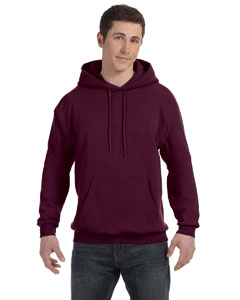 Maroon 7.8 oz. ComfortBlend® EcoSmart® 50/50 Pullover Hood