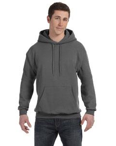 Smoke Gray 7.8 oz. ComfortBlend® EcoSmart® 50/50 Pullover Hood