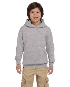 Light Steel Youth 7.8 oz. ComfortBlend® EcoSmart® 50/50 Pullover Hood
