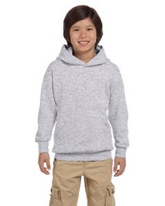 Ash Youth 7.8 oz. ComfortBlend® EcoSmart® 50/50 Pullover Hood