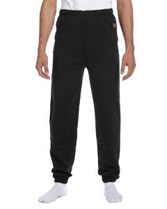 Black Eco® 9 oz., 50/50 Sweatpants