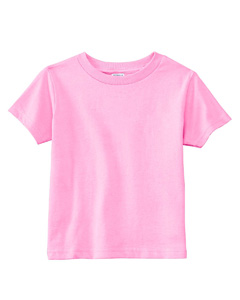 Pink Toddler 5.5 oz. Jersey Short-Sleeve T-Shirt