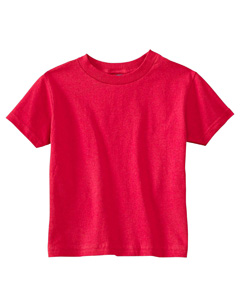 Red Toddler 5.5 oz. Jersey Short-Sleeve T-Shirt