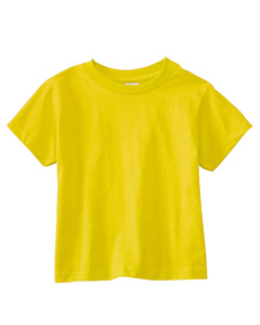 Yellow Toddler 5.5 oz. Jersey Short-Sleeve T-Shirt