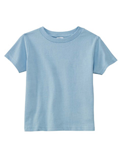 Lt.blue Toddler 5.5 oz. Jersey Short-Sleeve T-Shirt