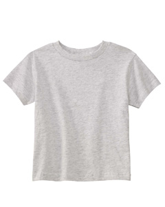 Ash Toddler 5.5 oz. Jersey Short-Sleeve T-Shirt
