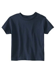 Navy Toddler 5.5 oz. Jersey Short-Sleeve T-Shirt
