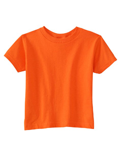 Orange Toddler 5.5 oz. Jersey Short-Sleeve T-Shirt