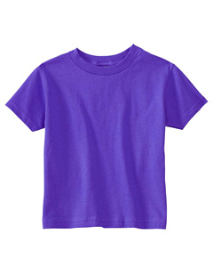 Purple Toddler 5.5 oz. Jersey Short-Sleeve T-Shirt