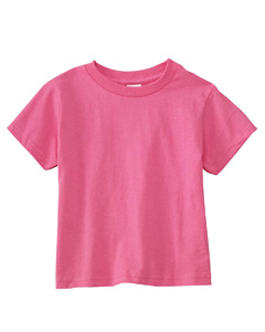Raspberry Toddler 5.5 oz. Jersey Short-Sleeve T-Shirt