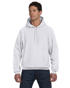 Silver Gray 12 oz., 82/18 Reverse Weave Pullover Hood