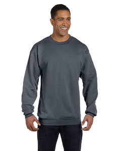Charcoal Heather Eco® 9 oz., 50/50 Crew