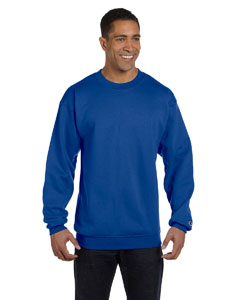 Royal Blue Eco® 9 oz., 50/50 Crew