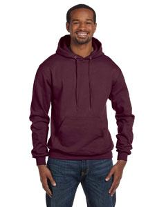 Maroon Eco® 9 oz., 50/50 Pullover Hood