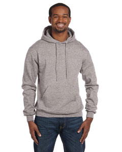 Light Steel Eco® 9 oz., 50/50 Pullover Hood