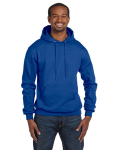 Royal Blue Eco® 9 oz., 50/50 Pullover Hood