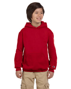 Scarlet Youth Eco® 9 oz., 50/50 Pullover Hood