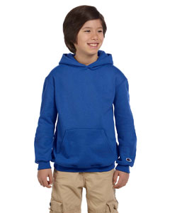 Royal Blue Youth Eco® 9 oz., 50/50 Pullover Hood