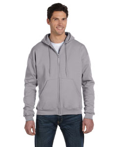Light Steel Eco® 9 oz., 50/50 Full-Zip Hood