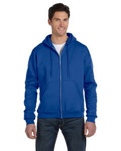 Royal Blue Eco® 9 oz., 50/50 Full-Zip Hood
