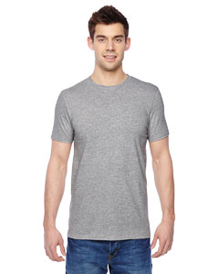 Athletic Heather 4.7 oz., 100% Sofspun™ Cotton Jersey Crew T-Shirt