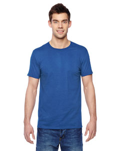 Royal 4.7 oz., 100% Sofspun™ Cotton Jersey Crew T-Shirt
