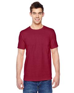 Cardinal 4.7 oz., 100% Sofspun™ Cotton Jersey Crew T-Shirt