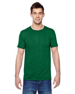 Clover 4.7 oz., 100% Sofspun™ Cotton Jersey Crew T-Shirt