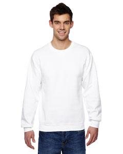 White 7.2 oz. Sofspun™ Crewneck Sweatshirt