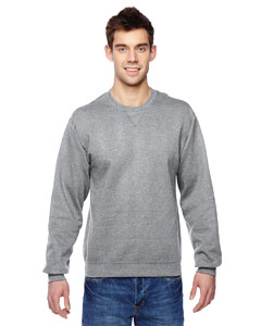 Athletic Heather 7.2 oz. Sofspun™ Crewneck Sweatshirt