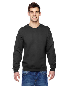 Black 7.2 oz. Sofspun™ Crewneck Sweatshirt
