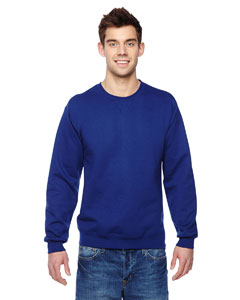 Admiral Blue 7.2 oz. Sofspun™ Crewneck Sweatshirt