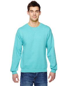 Scuba Blue 7.2 oz. Sofspun™ Crewneck Sweatshirt