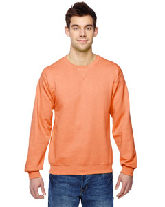Orange Sherbet 7.2 oz. Sofspun™ Crewneck Sweatshirt