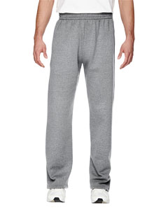 Athletic Heather 7.2 oz. Sofspun™ Open-Bottom Pocket Sweatpants