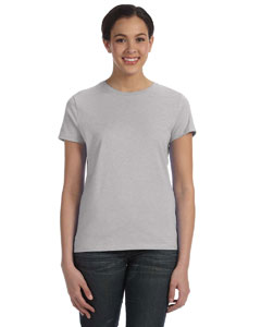 Light Steel Women's 4.5 oz., 100% Ringspun Cotton nano®-T T-Shirt